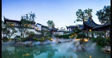 這棟「中國最貴48億豪宅」要出售了,看到裡面比皇帝還享受設計,會讓你恨不得賣器官去住一晚都好!