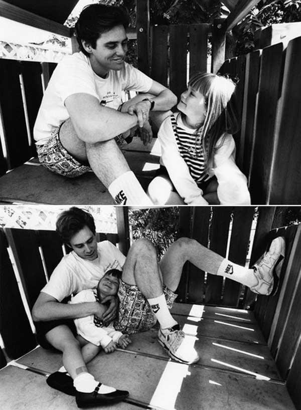 喜劇天王金凱瑞女兒已經長那麼大了!除了外型亮眼,當她一笑時...簡直就複製人!
