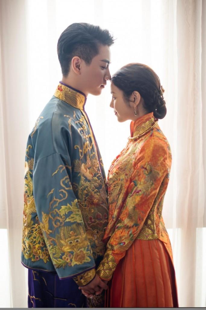 陳妍希陳曉大婚甜蜜擁吻羨煞眾人,但真正讓網友暴動的是這些性感女星組成的「史上最美伴娘團」!(27張)