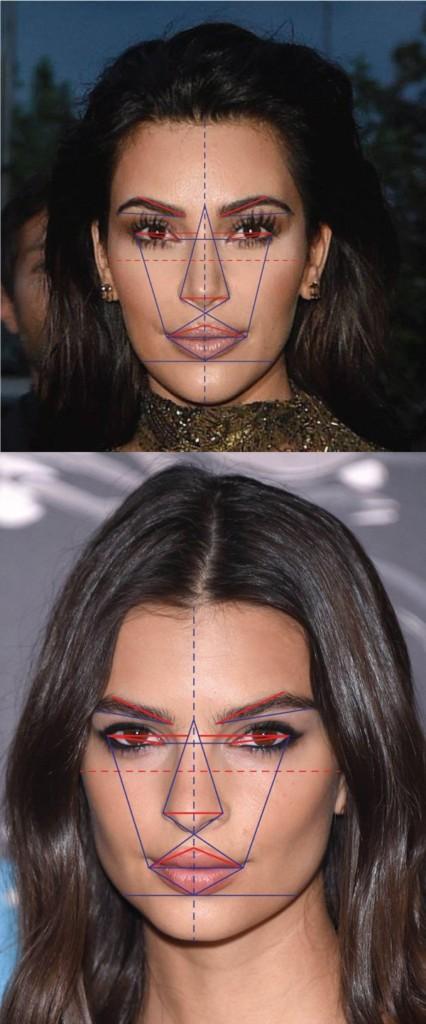 這就是科學公認的「世界上最完美的臉」!看到另外一個人後覺得還是不要太完美好了…