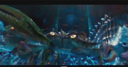 這就算是中國版的《X戰警》吧!看過預告片裡的動畫我覺得已經快追上好萊塢了!但劇情...