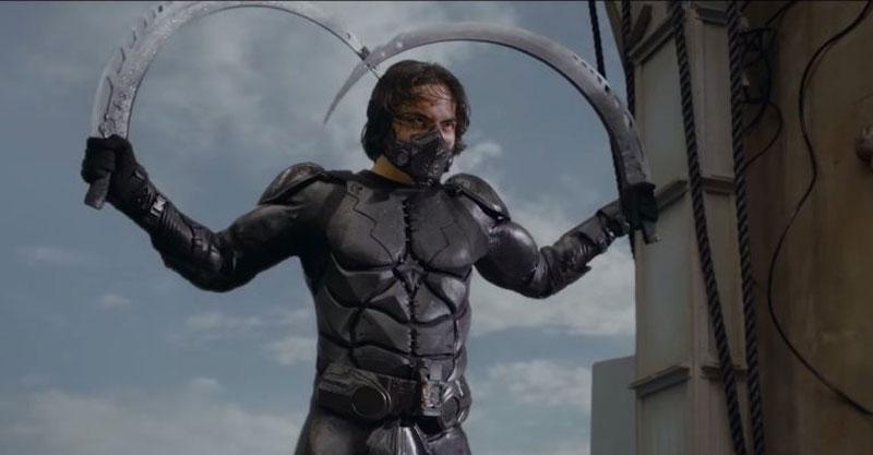 俄羅斯「復仇者聯盟」超級英雄電影最新預告片出爐!怎麼感覺跟電玩《鐵拳》好像?!