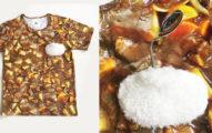 這件會讓路人瞬間爆餓的「滿滿咖哩T恤」,正面的超虐心設計絕對會讓肥宅都變成美女的天菜!(內有購買連結)