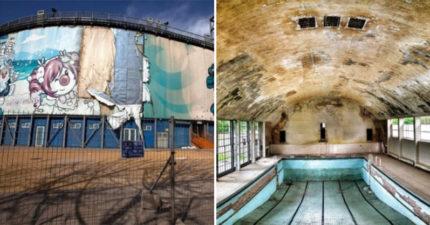 36張被遺棄荒廢的奧運體育館 砸重金的場館...現在就如末日畫面