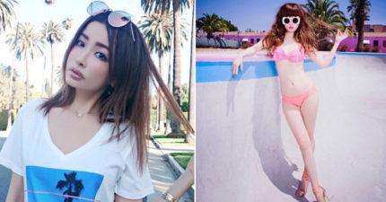 這位超正日本模特兒上網挑戰人猜她的年齡,「一聽到真實數字」已經嚇到大家理智線都斷光光了!