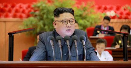 兩名北韓高官被金正恩砲用高射砲決處死,全都因為其中一人「在睡覺」...
