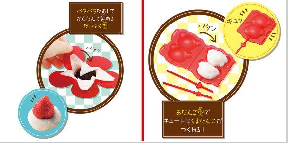 不用飛日本也吃得到!可愛「DIY日式麻糬製造機」草莓大福輕鬆done♥