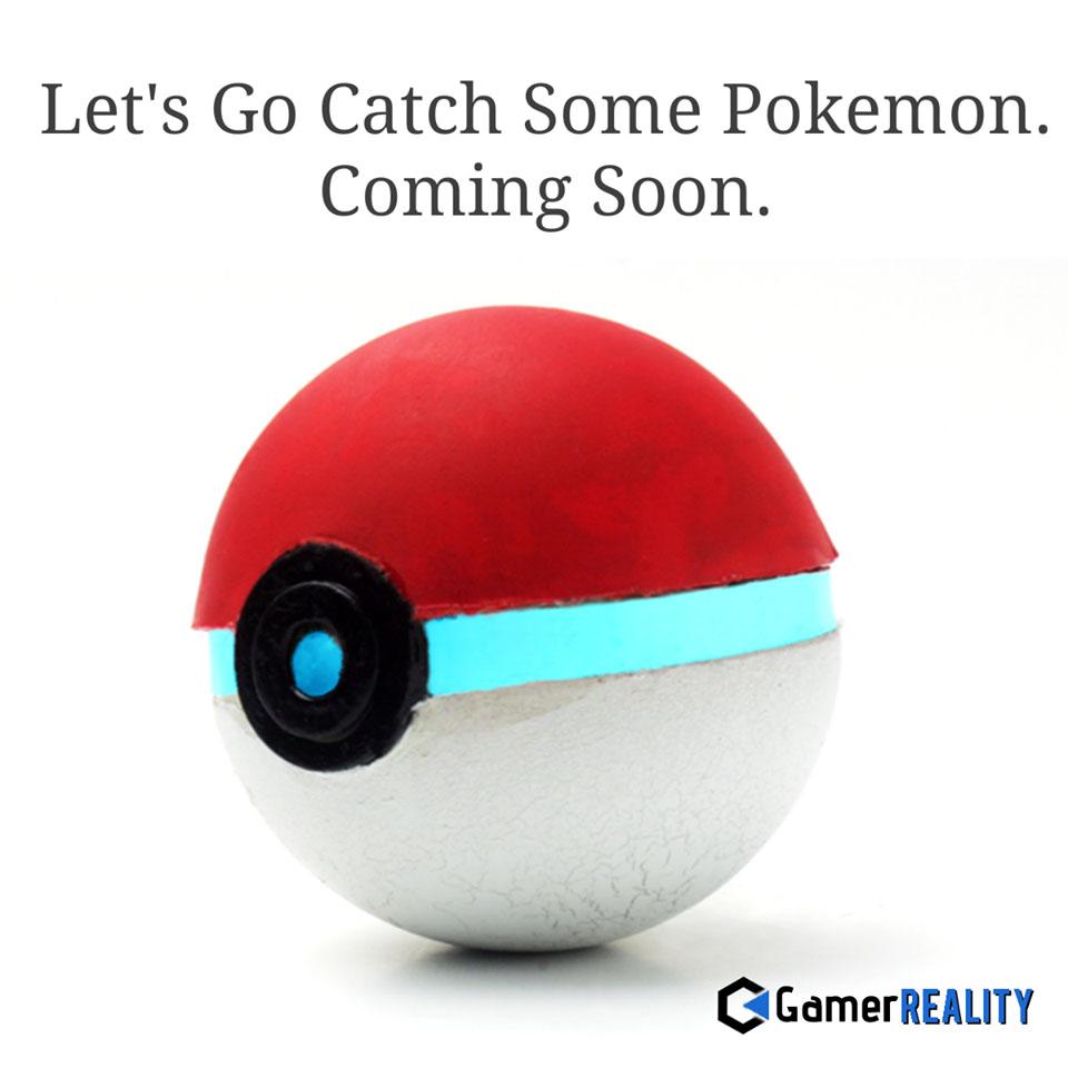 他們成功打造出跟《Pokemon GO》連動的「能實際丟出抓怪的寶貝球」!但只有一個小小的問題...