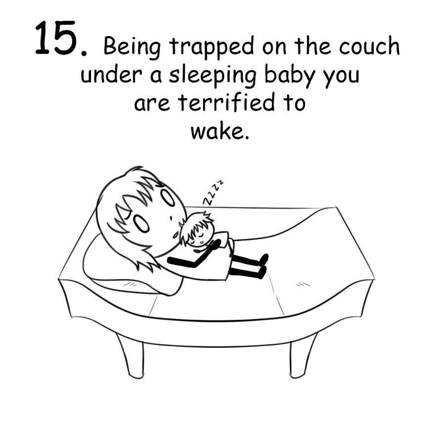 29件新手爸媽都一定經歷過的酸甜苦辣,#29就是大家想生第二胎的原因!