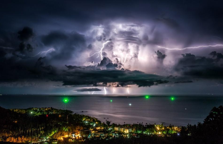 21張證明「照相機可以拍到另一個空間」的驚人超完美瞬間照!