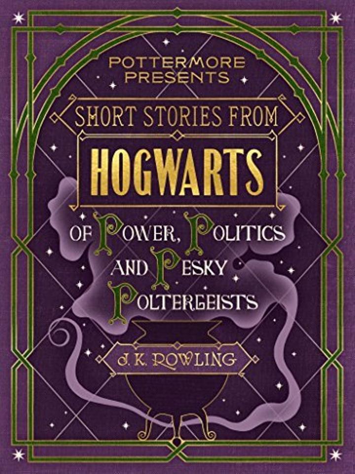 J.K.羅琳執筆全新《哈利波特》系列小說下個月就要上市了!這三本的劇情都已經透露了!