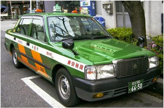 台灣計程車都在抱怨Uber搶生意,但日本計程車的「3大貼心服務」讓日本的Uber根本混不下去!