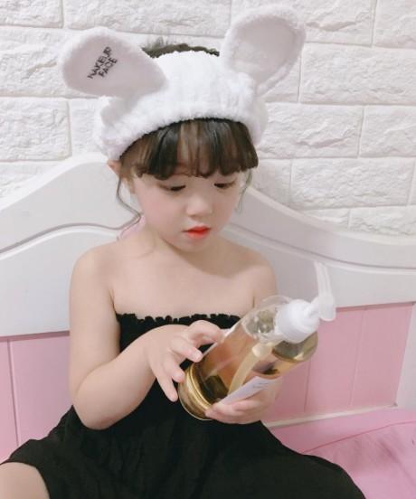 韓國空靈小正妹網路超高人氣 「媽媽突破天際的顏值」老天太偏心
