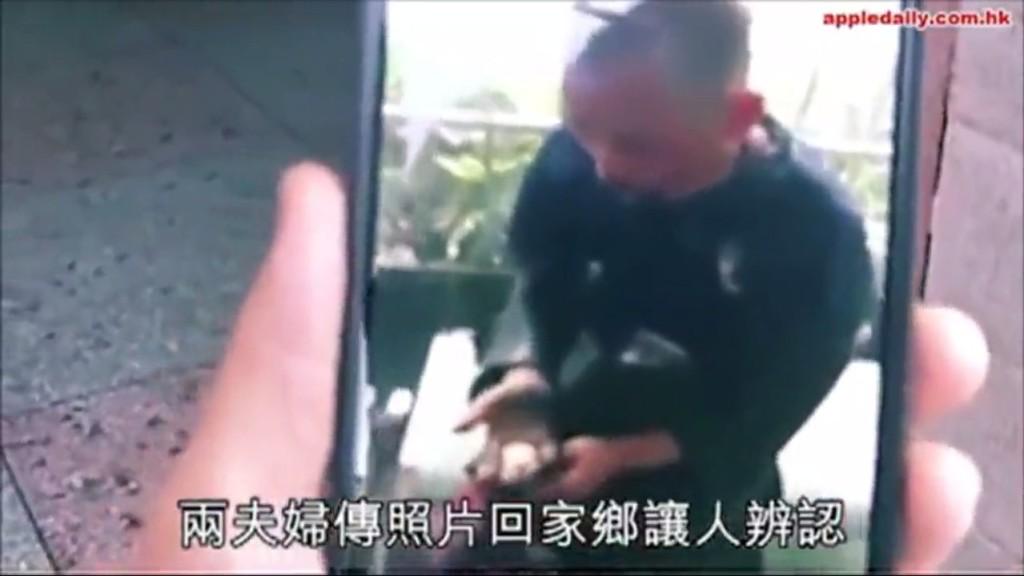 她在街上購物卻突然發現「路邊斷腿乞丐」是失蹤多年的國小同學,才意外揭露中國恐怖的地下社會...