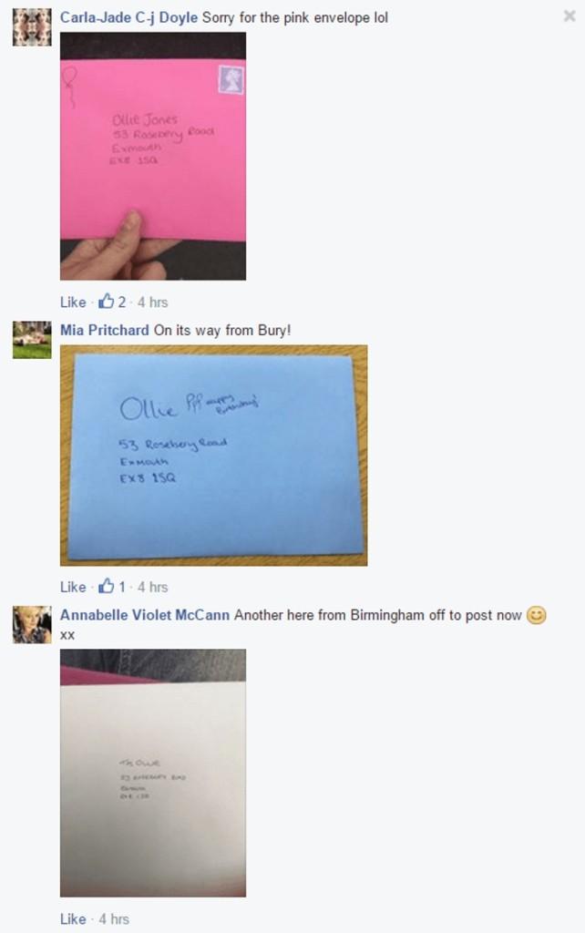 自閉症兒子沒有朋友只能「自己寄生日卡給自己」,隔天家裡就被2萬張卡片給灌爆了...