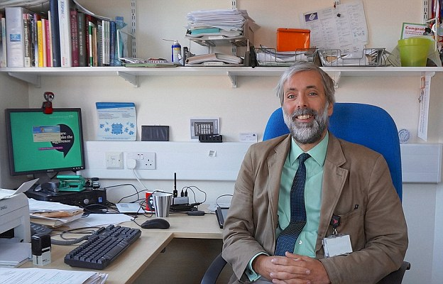 Charing Cross Gender Identity Clinic 31017 - Dr. James Barrett, Lead Clinician at GIC for 25 years Credit Ted Eytan Image from flickr - without permission https://www.flickr.com/photos/22526649@N03/9941637873