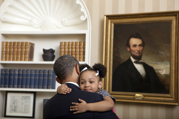 Obama's game.