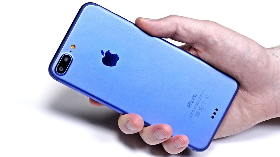 「藍色iPhone 7 Plus」高清真面目搶先曝光!傳聞中的平行雙鏡頭和「這項高規格配備」原來都是真的!!