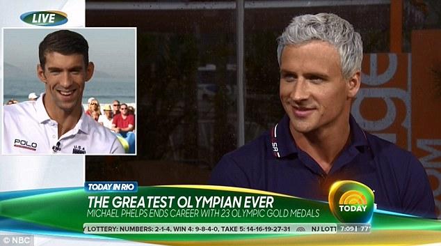 菲爾普斯表明退休讓粉絲超級驚訝,但他說明「不是因為年紀」讓大家就感動爆了!