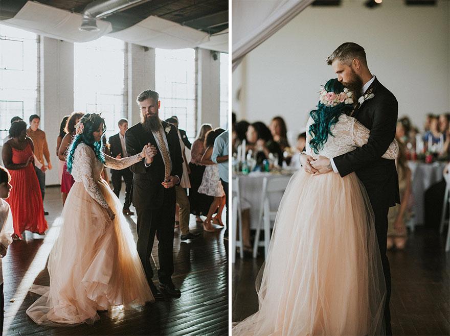 8年前她發生意外「脖子以下全身癱瘓」只能坐輪椅,8年後她在自己的婚禮上挑戰「最不可能出現的生命奇蹟」...