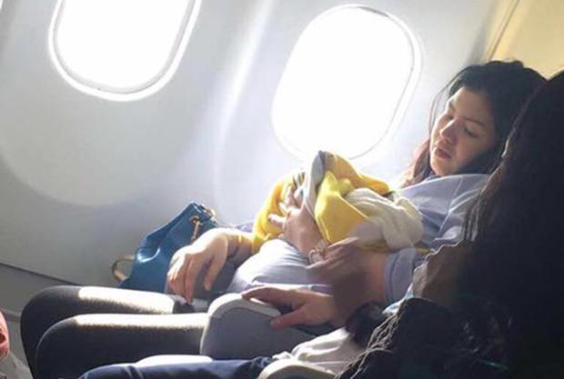 這名「史上最幸運嬰兒」在這間航空的飛機上出生,航空公司送給她100萬里程數已經讓很多孕婦都開始訂機票了!