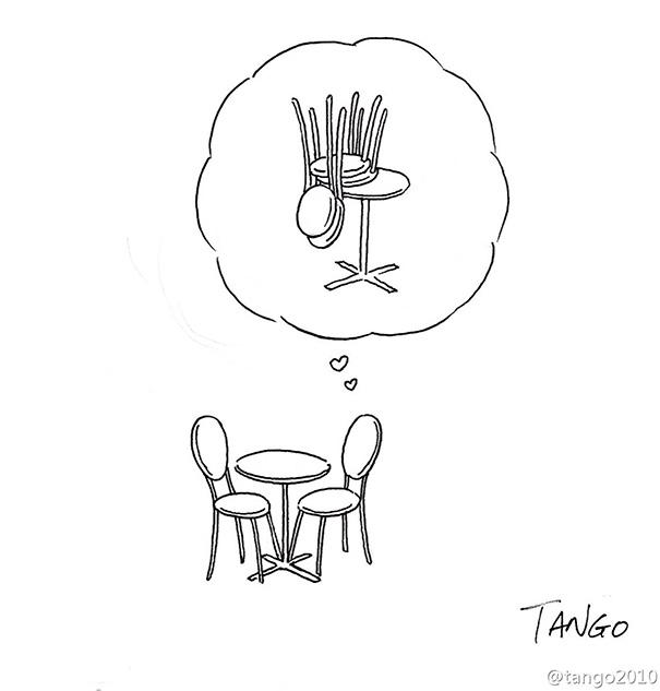 30張稍微笨一點都看不懂的「小聰明可愛漫畫」。