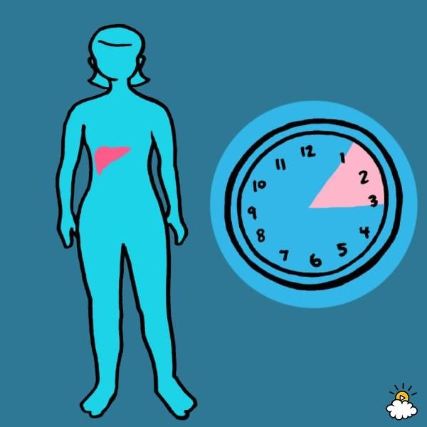 如果你常「睡到一半就在固定時間醒來」可能代表你身體特定器官出問題!這就是你必須知道的改善方法!
