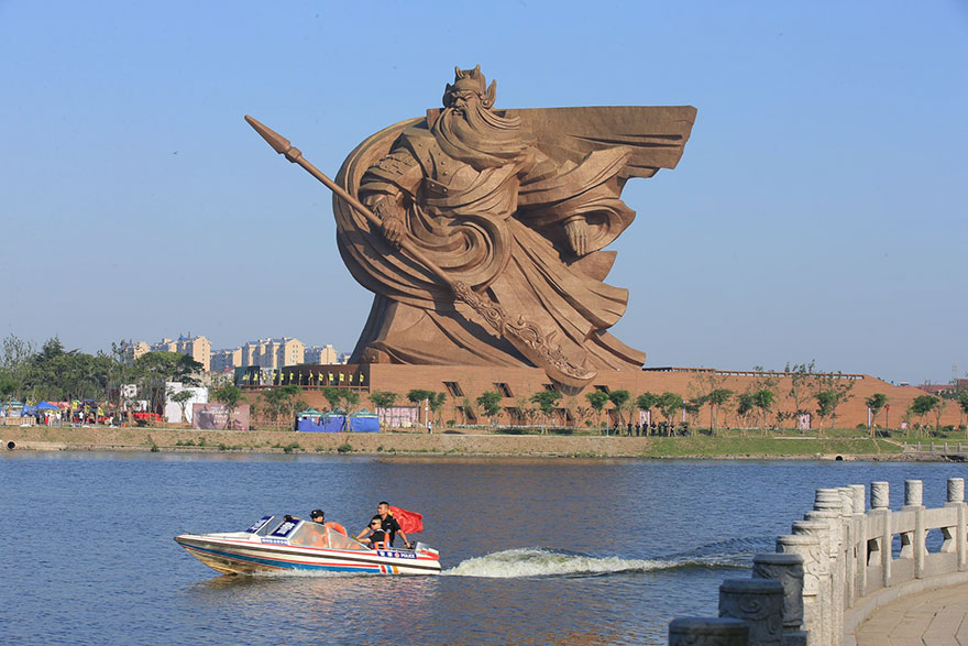 30個世界各地驚豔雕像奇蹟 台北也上榜了!