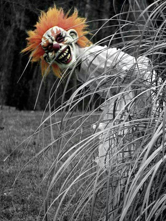 美國出現在「樹林裡誘拐兒童」的恐怖小丑,一個小丑還不是最恐怖的...