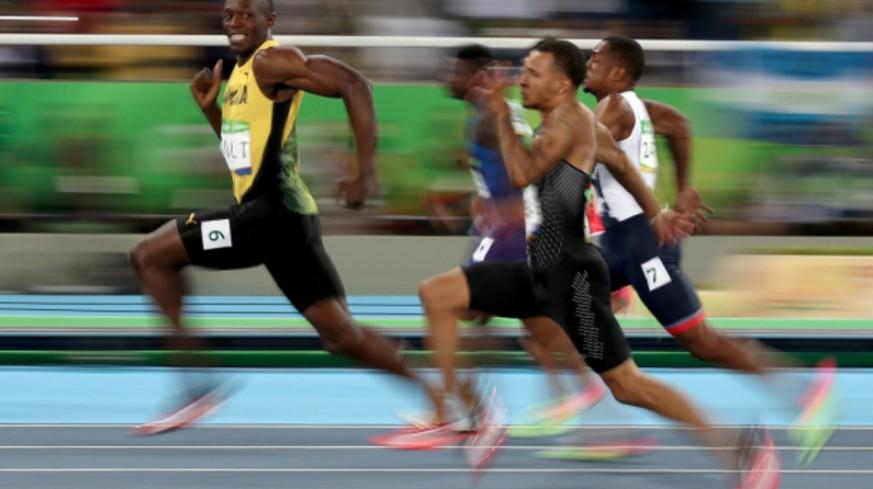 當把閃電波爾特在100米賽跑成績換算成「每秒賺多少」時,發現他不只跑的快,賺的更快!