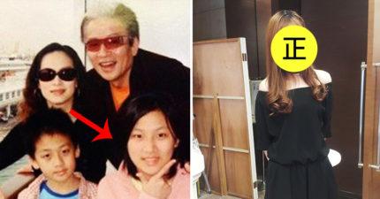 高凌風的大女兒終於長大了,現在21歲的她不只長得超級漂亮還超會唱歌被譽為「小范瑋琪」!