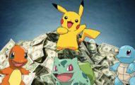 這就是《Pokémon GO》第一個月的「破世界紀錄驚人營收額」!我已經後悔沒買任天堂的股票了...