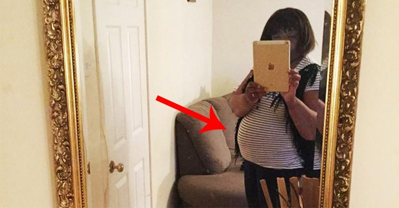 這位媽媽生完9個小孩後堅持自己「又懷孕已經6個月大還有心跳」,但醫生只說「你只是肥」...