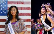 23歲華裔女生風光奪下「美國密西根小姐」后冠,但中國酸民一看到照片卻狠批「最醜花木蘭!」...