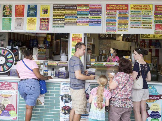 史上最邪惡冰淇淋!恐怖到吃之前還必須「先簽切結書」 有人吃完差點把肺吐出來