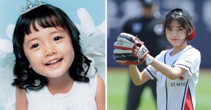 韓劇《美妙人生》的小妹妹馨菲長大了,今年16歲的她已經成了下一位「女神候補」!(影片正到翻了)