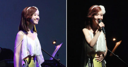 Lulu開首次個人演唱會,觀眾大笑但她回「笑屁啊!」