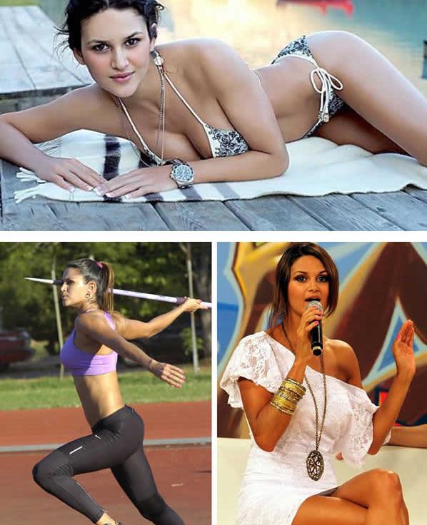 20位「證明奧運其實就是超級名模選拔大賽」的2016年奧運最性感女選手!