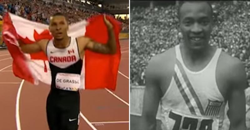 網友把1936年和2016年的賽跑片段重疊想要看看人類到底有沒有變更快,結果讓人有點吃驚!