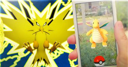 有經驗的Pokemon Go玩家透露「最好抓到最稀有怪獸的方法」,原來我們待在城市裡都不是辦法啊!