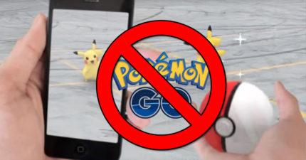 Pokemon Go的玩家要注意囉,從今天起如果進入這些地方抓怪的話恐怕會吃罰單喔!