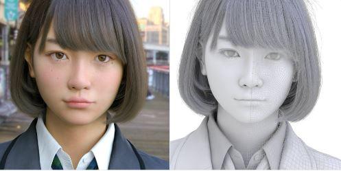 「日本最美女高中生」甜美零瑕疵臉蛋讓全網路都戀愛了!但請你再仔細看一下