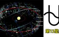 NASA宣布12星座是假的!「第13個星座」在歷史上被故意刪掉,這才是你真正的對應星座!