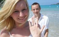 這對年輕情侶因罕病相識並「不顧醫生警告相戀結婚」,但8年後他們的結局真的太殘酷了...