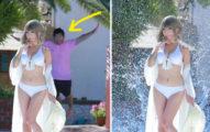 6張照片讓你看到每張完美Cosplay照片背後就有一個「犧牲落水的胖宅」。