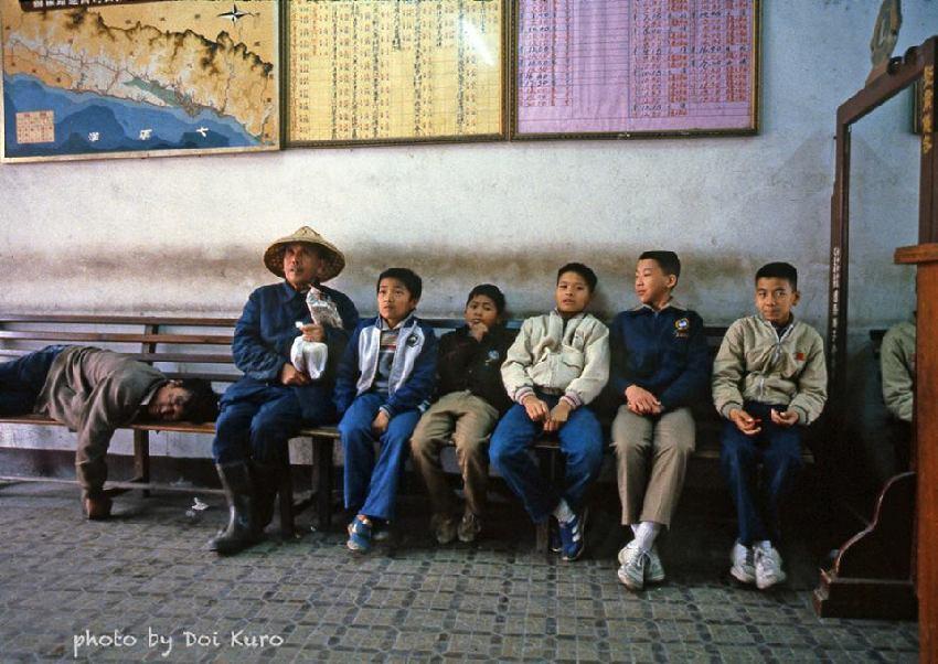 31張日本攝影師「40年前來台灣」拍下的照片 「嚴重變動」後仍比現在美