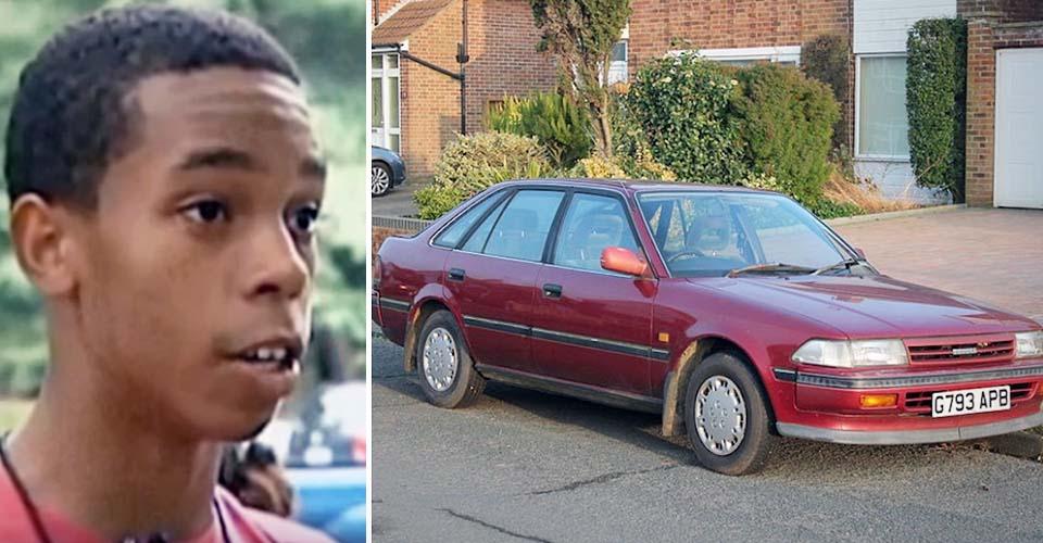 美國驚傳「變態老人誘拐性侵5歲女童」連警察都抓不到,2名國中生英雄一看這台車就開始狂追了...