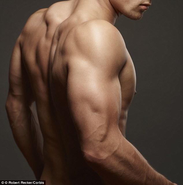 研究家發現其實只要「用想像的」,不用去健身房也能讓肌肉增長喔!