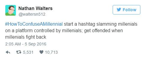長輩們寫諷刺「如何把現代年輕人糊塗」的爆笑短文,但年輕人簡單一句就證明上一代比年輕人還草莓!