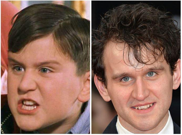 14位好久不見的「《哈利波特》配角演員今昔對比照」,馬份的跟班高爾變超帥!